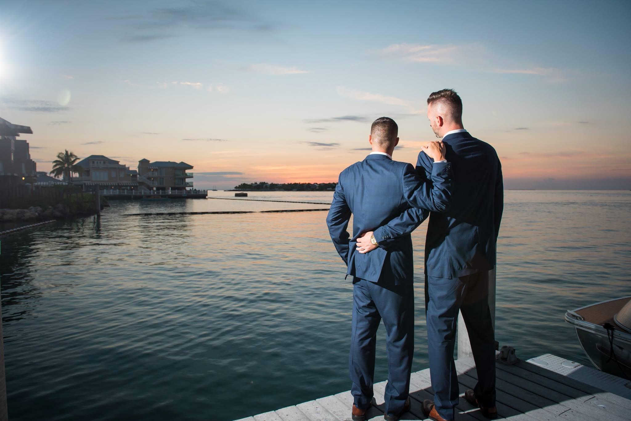 LGTB Wedding Miami, FL