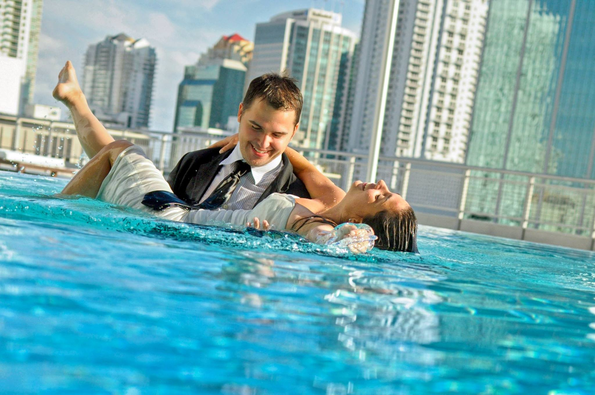 Miami Pool Wedding