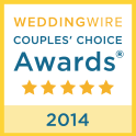 Wedding Wire 2014 Couples Choice Awards